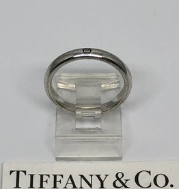 C Tiffany & Co. .925 Band with Diamond