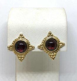 14kt Garnet Earrings HMR