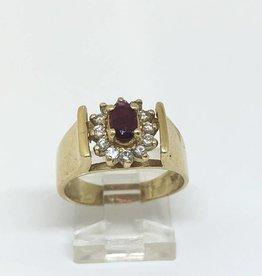 14kt Ruby Ring
