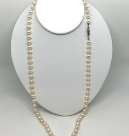"""24"""" Pearl Necklace"""