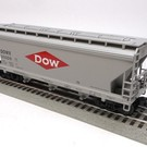 Lionel 6-27141 Dow Chemicals ACF 3-Bay Hopper