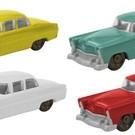 Lionel 6-37820 Lionel Auto Loader Cars 4-Pack