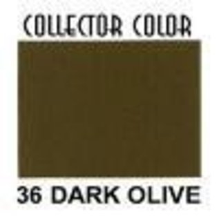 Collector Color 00036 Dark Olive Collector Color Paint