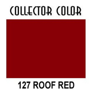 Collector Color 00127 Roof Red Collector Color Paint