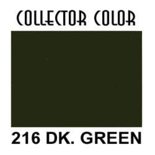 Collector Color 00216 Dark Green Collector Color Paint