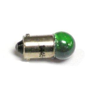 Henning's Parts 1445G Green Bayonet Bulb, 18v