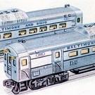 Lionel 6-38313 Budd RDC 2-Pack (Conv. LOCO #400)