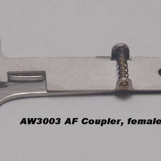Model Engineering Works AW3003 American Flyer Std Gauge (female) Coupler