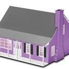 Lionel 6-82009 Suburban House