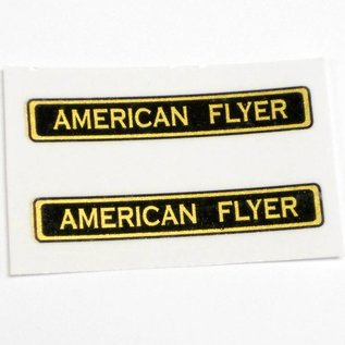 "A.F. Lines Decal, 1 3/4"", 1 Pair"
