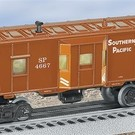 Lionel 6-29835 Southern Pacific TrainSounds Bay Window Caboose
