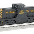 Williams by Bachmann 23104 D&RW #42 - Scale 44 Ton Switcher