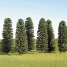 """Bachmann 32160 Cedar Trees 5""""-6"""", 24Pc"""