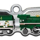 Lionel 9-22026 Silver Bell Express Ornament