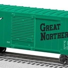 Lionel 6-15084 Great Northern Hi-Cube Boxcar #15084