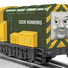 Lionel 6-81331 Iron Arry Diesel w/Remote, Thomas & Friends