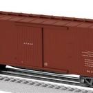 Lionel 6-17747 Santa Fe Double-Sheathed Boxcar