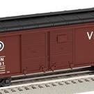 Lionel 6-17765 Virginian Scale Double-door Round-Roof Boxcar #3131