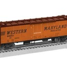 Lionel 6-27299 Western Maryland Steel-sided Refrigerator Car #11