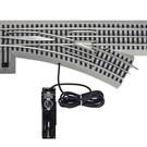 Lionel 16831 O48 RH Command Control Switch, Lionel FasTrack