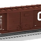 Lionel 6-29317 Canadian National Scale 50' Double Door Boxcar #551334