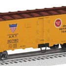 Lionel 6-17727 Mopac/Wabash Steel-sided Refrigerator Car #30790