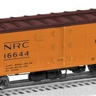 Lionel 6-17726 Illinois Central Steel-sided Refrigerator Car #16644