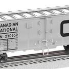 Lionel 6-17724 Canadian National Steel-sided Refrigerator Car #210552