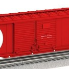 Lionel 6-17756 Canadian Pacific Scale 50' Double Door Boxcar with End Doors #42630