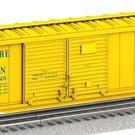 6-17755 Delaware & Hudson Scale 50' Double Door Boxcar with End Doors #25025