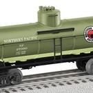 Lionel 6-27090 Northen Pacific Scale 8000-gallon Tank Car