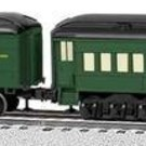 Lionel 6-81764 Pullman Coach/Baggage Baby Madison Passenger Car 2-Pack