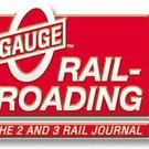 O Gauge Rail-Roading Magazine, OGR