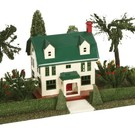 Lionel by MTH 11-90074 No. 912 Suburban Home Plot w/No. 189 Villa