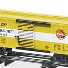 Lionel 6-48391 Timkin Boxcar