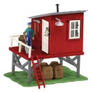 Lionel 6-81626 Barrel Shed, Lionel