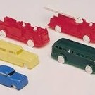 Bachmann 45987 Vehicle Assortment, Bachmann Plasticville