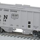 Lionel 6-27962 Louisville & Nashville Scale PS-2 Hopper 2-Pack