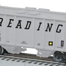 Lionel 6-27953 Reading Scale PS-2 Hopper 2-Pack