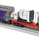 Lionel 6-11174 Maple Leaf Freight Add-On 2-Pack