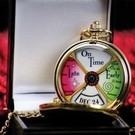Lionel 9-41027 P.E. Conductor Pocket Watch