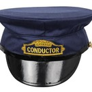 Lionel 9-51016 P.E. Deluxe Adult Conductor Hat