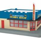 MTH 30-90451 Downtown Hobby, Single Story Opposite Corner Store