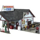 Woodland Scenics 5849 Ethyl's Gas & Service - O Scale