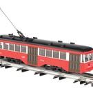 Williams by Bachmann 23906 St. Louis Railways - Peter Witt Streetcar