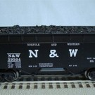 RMT RMT-COAL242 Norfolk & Western 2-Bay Coal Hopper