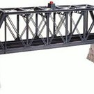 Lionel 6-12772 Truss Bridge with Flasher and Piers