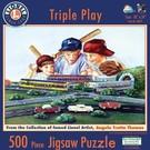 Lionel 9-32032  'Triple Play' Puzzle (500 pcs)