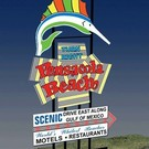 Miller Engineering 2750 Pensacola Beach Animated Neon Sign