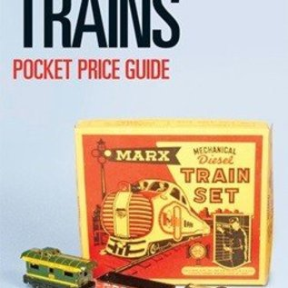 Kalmbach Books 108910 Marx Trains Pocket Price Guide, Ninth Edition